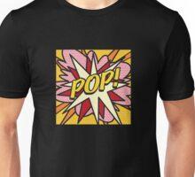 Comic Book POP! Unisex T-Shirt