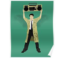 Say Anything Castiel... Poster