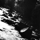 Mountain River of Collisions by Darvek