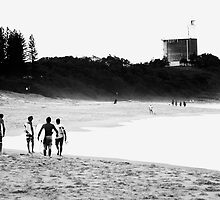 Surfers 2 by hrmphotography