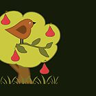and a partridge in a pear tree by picketty