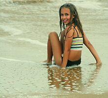 Beach bum by hrmphotography
