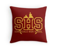 Sunnydale High School Throw Pillow