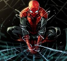 Spiderman  by Dj-casquette