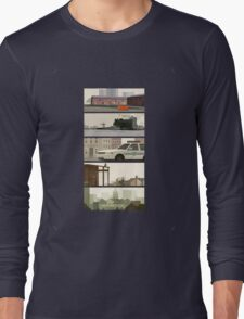 The Wire  Long Sleeve T-Shirt