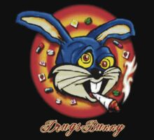 Drugs Bunny by tnjdesigns