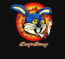 Drugs Bunny Unisex T-Shirt