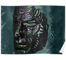 Metal Mask Poster