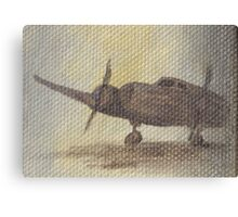 Amelia Earhart's Lockheed Model 10 Canvas Print