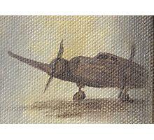 Amelia Earhart's Lockheed Model 10 Photographic Print