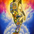 Tattooed Lady by Rick Almond