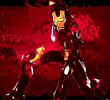 Iron Man 2 by Dj-casquette