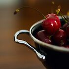 Cherries by Dev Wijewardane