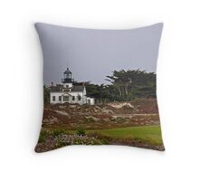 Point Pinos Light Throw Pillow