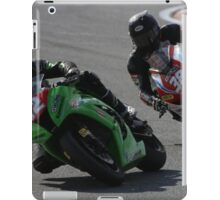 Australian Superbike Champs - Mallala 2015 (Part 2) iPad Case/Skin