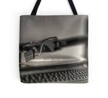 Needle on Record Tote Bag