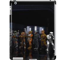StarWars Dark Forces pixel art iPad Case/Skin