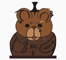 Big Teddy B. by Paul Rees-Jones
