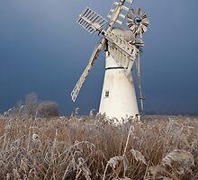 Frosty Thurne by Rick Bowden