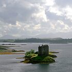 castle stalker by Kent Tisher