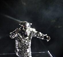 Arcade Fire Concert Effect, photography Reflektor tour 2014 by Julie Duczynski