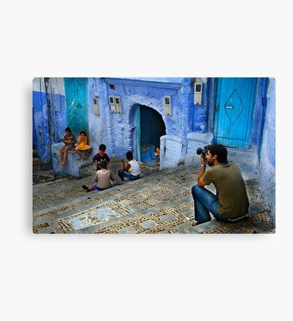 Children of Chaouen Canvas Print