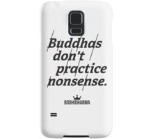 No Nonsense 2 Samsung Galaxy Case/Skin