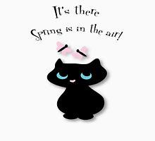 Cute kitten Spring Tee Womens Fitted T-Shirt