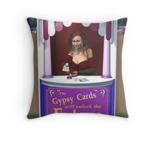 SideShow Gypsy Throw Pillow