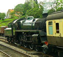 North Yorks Rail - Goathland by Trevor Kersley