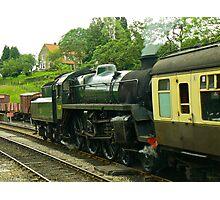 North Yorks Rail - Goathland Photographic Print