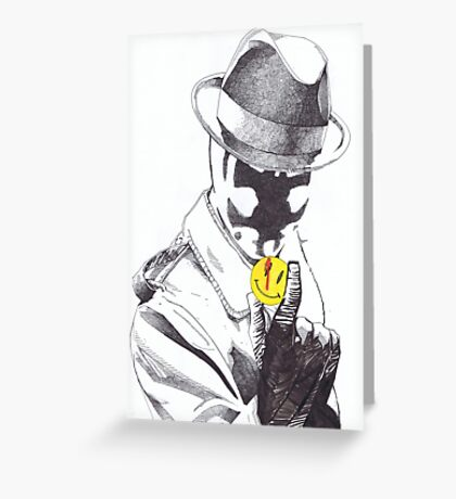 'Never Compromise' Greeting Card
