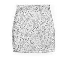 Cute floral seamless vector pattern Pencil Skirt