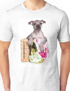 Hairless Dog puppy Unisex T-Shirt