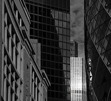 30 St Mary Axe Study - Three by AjayP