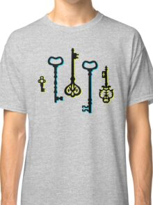 Neon Keys Classic T-Shirt