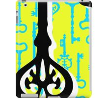 Neon Keys iPad Case/Skin