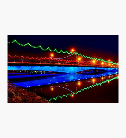 Ferdowsi Bridge - Isfahan - Iran Photographic Print