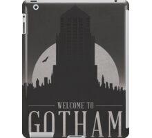 Batman - Welcome To Gotham City iPad Case/Skin
