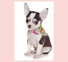 Glamorous chihuahua puppy Kids Clothes