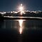 Glittering Sunrise Across A Muskoka Lake by David McMahon
