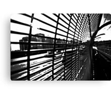 Grid 1 Canvas Print