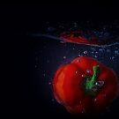 Red pepper by Ivan Sidorov