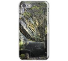16.5.2015: Scrap Cars and Abandoned House iPhone Case/Skin