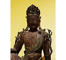 South East Asia Statue Photographic Print