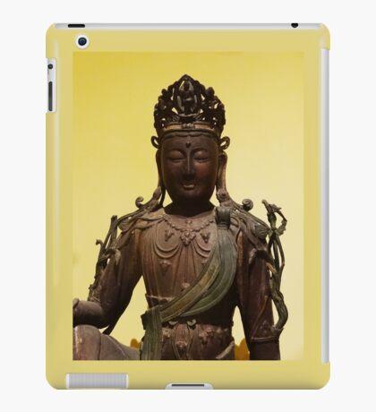 South East Asia Statue iPad Case/Skin