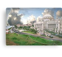 Puerto Rico, capital view Metal Print