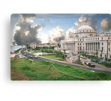 Puerto Rico, capital view Canvas Print