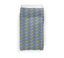 The Tomb of Cyrus The Great - Distance Duvet Cover