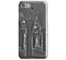 Inside Vakil Mosque - Shiraz - IRAN iPhone Case/Skin